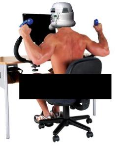 blogging naked