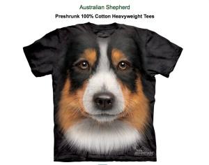 Australian Shepherd Tee