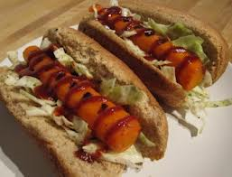 Carrot Dogs!