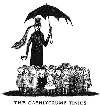 Illustrator: Edward Gorey